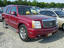 Запчасти CADILLAC ESCALADE T800 2001-2006